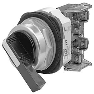 Allen-Bradley 800T-H17C 30.5MM TYPE 4/13 2 POS