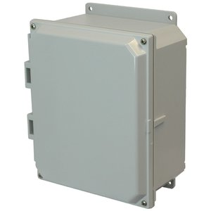 Allied Moulded AMP1084F Wall mount enclosure assembly