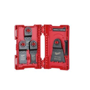 Milwaukee 48-90-1006 MILW 48-90-1006 6PC MULTI-TOOL BLAD