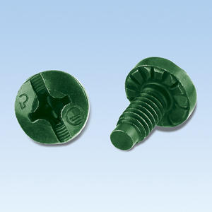 Panduit RGTBSG-C Bonding Screw, Green