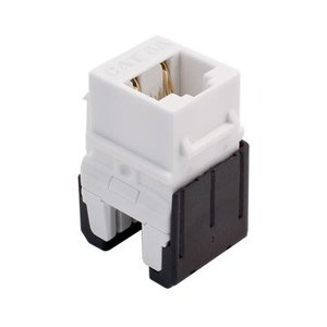 ON-Q WP346A-WH OnQ WP346A-WH CAT6A QC RJ45 KYSTNE