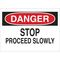23036 TRAFFIC SIGN: INDUSTRIAL