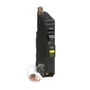 QOB BREAKER 1P 20A GFI BOLT ON SQD