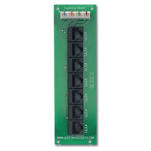 Leviton 47609-EMP Telephone Patching Expansion Board