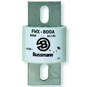 Eaton/Bussmann Series FWX-225A 225 Amp North American Style Stud Mount High Speed Fuse, 250V