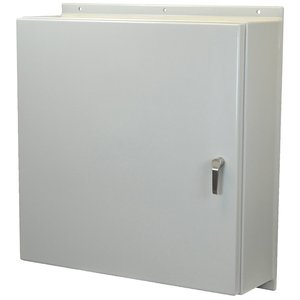 Allied Moulded AM363616L3PT Wall mount enclosure assembly