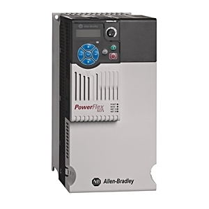 Allen-Bradley 25A-D024N104 Drive, Variable, 480VAC, 11kW, 15HP, Normal & Heavy Duty, IP20