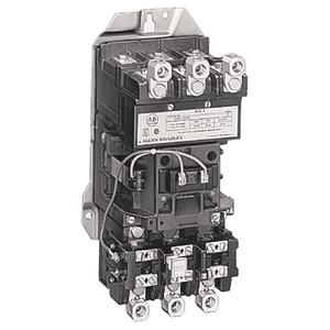 Allen-Bradley 509-COD Starter, Full Voltage, 120VAC Coil, Solid State Relay, NEMA Size 2