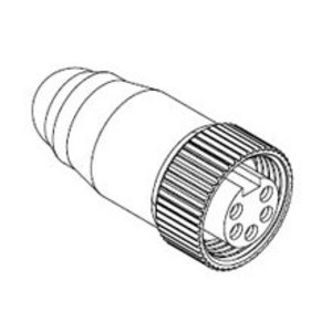 Woodhead DN150L MC 5P F/FP LED