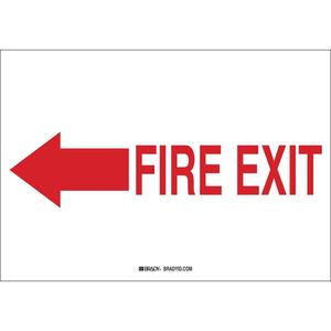 22461 DIRECTIONAL & EXIT SIGN