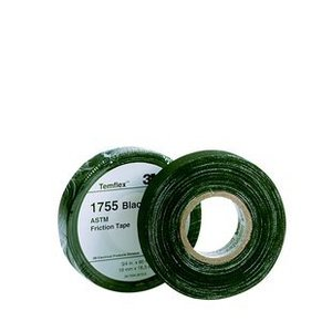 """3M 1755-1X60FT 3M 1755-1x60FT Friction Tape 1"""" x 6 *** Discontinued ***"""