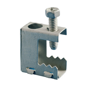 "nVent Caddy BC Beam Clamp, 1/2"" Flange"