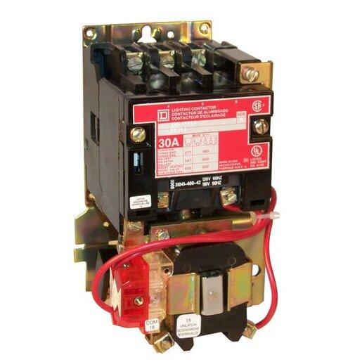 8903SMO12V02 LIGHTING CONTACTOR 600V