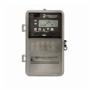 Intermatic ET8115CPD82 Time Switch, 7-Day, Astronomic, SPDT, NEMA 3R