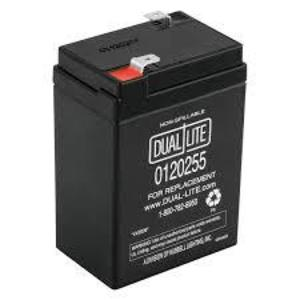 Hubbell-Dual-Lite 12-255 BACKUP BATTERY