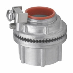 "Cooper Crouse-Hinds STGK6 Grounding Hub, Size: 2"" Insulated, Gasketed, Zinc Die Cast"