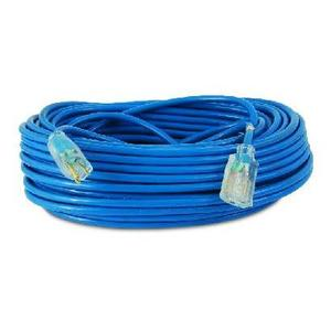 Coleman Cable 2469SW8806 13 Amp, 125V AC, All Weather Extension Cord, 14/3, Length: 100ft, Xtra Flex