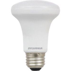 SYLVANIA LED5R20DIM82710YVRP2 LED Lamp, R20, 5W, 120V, 2700K, 325 Lumen
