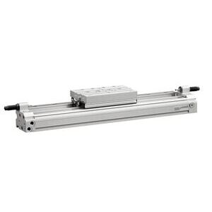"Aventics R432037741 Pneumatic Cylinder, 63mm Dia., 16"" Stroke, HD, Low Speed"