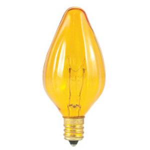 Bulbrite 860103-25F10DA Incandescent Lamp, F10, 25W, 130V