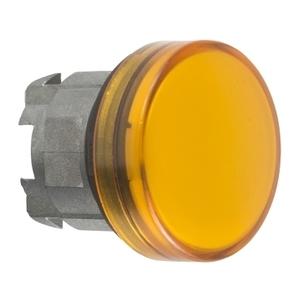 ZB4BV053 YEL. PILOT LIGHT HEAD FOR LED