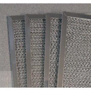 """nVent Hoffman 10100083SP Reusable Filter, 17 x 12"""", Metallic"""