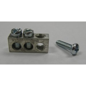 Square D GTK03 Safety Switch, Ground Kit, 10-4AWG, AL, 12-2/0AWG, CU