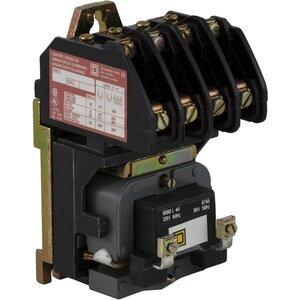 8903LO40V04 LIGHTING CONTACTOR 600VAC 30