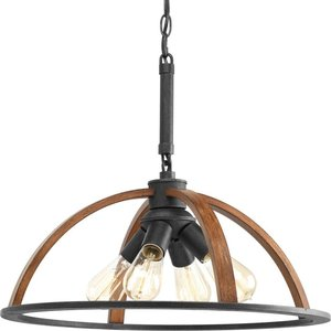 Progress Lighting P5168-71 4-Lt. pendant