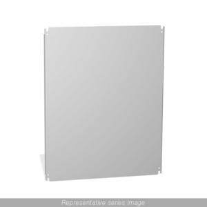 "Hammond Mfg EP6036 Inner Panel, EP Series, Size: 60 x 36"", Steel/White"