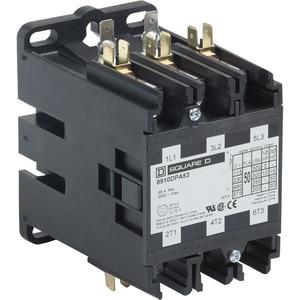8910DPA53V09Y244 CONTACTOR 600VAC 50AMP