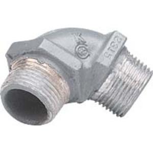 """Hubbell-Killark MM-90-2 Male/male 90 3/4"""" Elbow (hf)"""