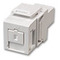 41085-SWC WHT QKPORT SNGLMODE SIMPLEX SC