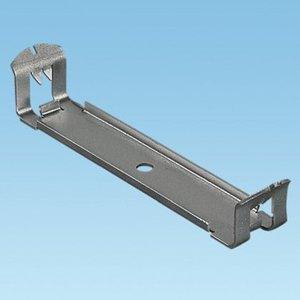 """Panduit S1.5F-C Snap-Clip Fastener W/Screw,1.5""""W Duct *** Discontinued ***"""