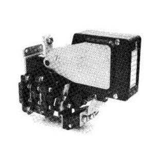 Parts Super Center DS303A3A01GXA003 DC Contactor, 100A, 600VAC, 1NO, NEMA 3, 115/120VDC Coil