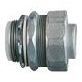 "Appleton STB-125 Liquidtight Connector, 1 1/4"", Straight, Insulated Throat, Steel"
