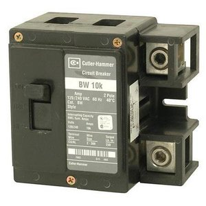 Eaton BW2200 Breaker, Type BW, 200A, 2P, 120/208/240VAC, 10 kAIC