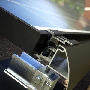 Ecofasten Solar ROCK-IT-COUPL-BLK-V2 Rock-It Coupling Black, 12 V2 W/Ft