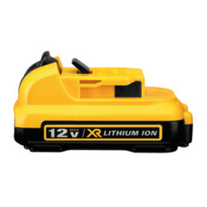 DEWALT DCB127-2 Lithium Ion Battery Pack, 12V MAX 2.0AH