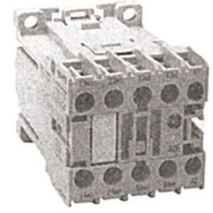 GE MCRA040ATJ Relay, Mini, Control, 120VAC Coil, 4NO, Contacts, 600VAC