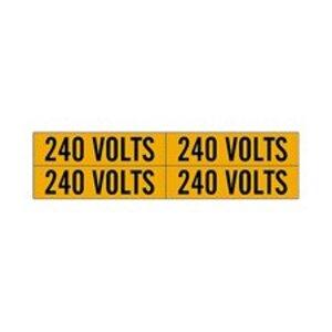 Brady 44210 Conduit & Voltage Marker