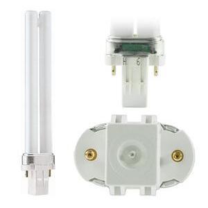 Philips Lighting PL-S-13W/841/2P/ALTO Compact Fluorescent Lamp, 13W, PL-S, 4100K