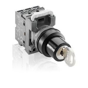 ABB M2SSK3-101 Key Switch2pos B