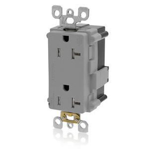 MT538GY GY LEVLOK TVSS TR W/LED 20A/125V