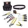 92003 12-PIECE ELECTRICIAN'S TOOL SET