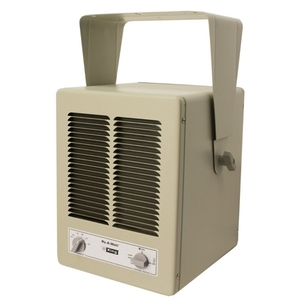 King Electrical KBP2406 KBP Compact Unit Heater , 240V, 950-5700W