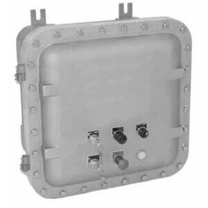 "Appleton AZ2424810 Mounting Pan For ACSEW Cast Control Center, 42 x 48 x 10"""