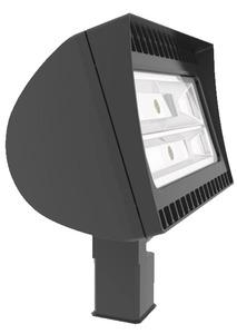 RAB FXLED150SF 150W LED Flood Light, 50K, Bronze