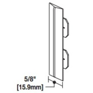 Wiremold 40N2F06WH 40N2 CableSmart Cover Clip