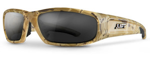 Lift Safety ESH-17DST SWITCH SAFETY GLASSES (DESERT CAMO/SMOKE)